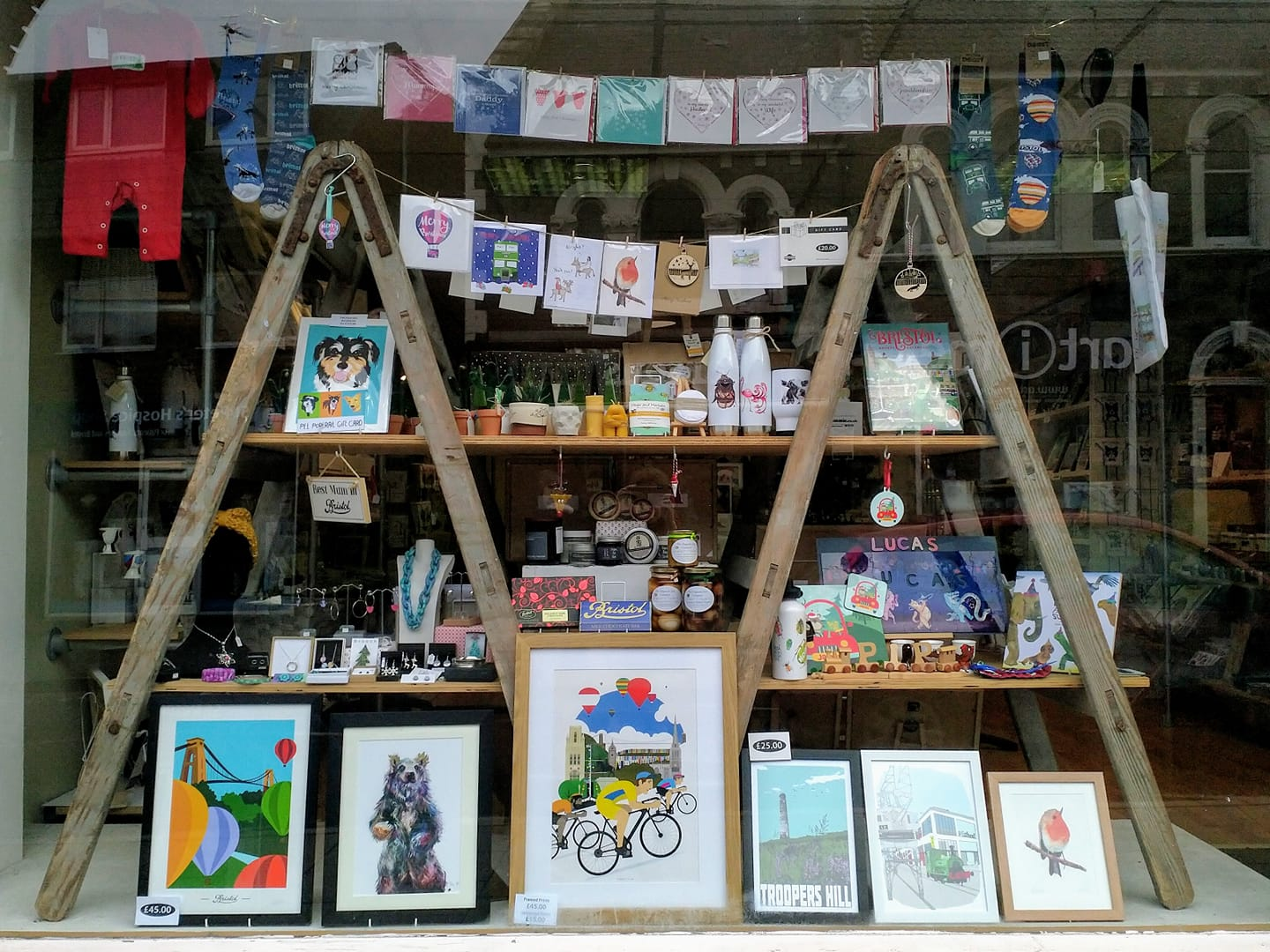 Eclectic Gift Shop