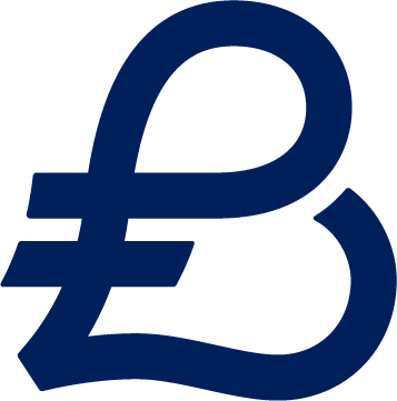 Bristol Pound Icon blue