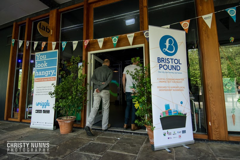 Bristol Pound at the Bristol Business Exhibition 2016