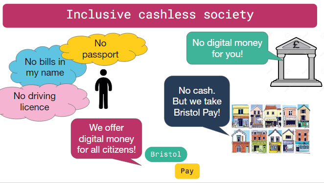 Moving to a cashless society