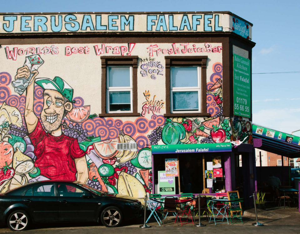 Bristol Pound Behind the Business #2 Baba Ganoush Kitchen